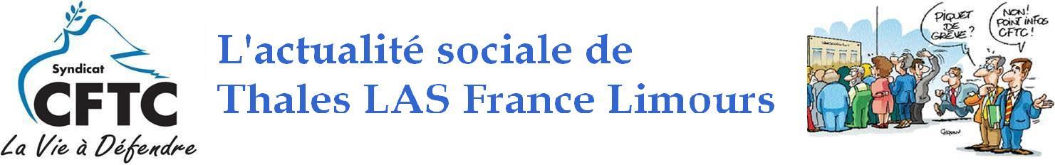CFTC Thales LAS France Limours